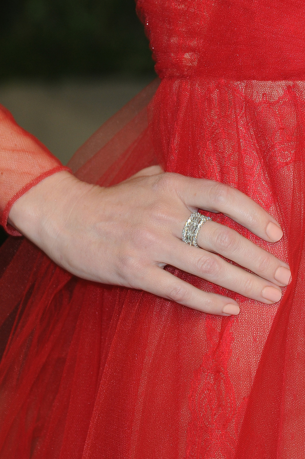 Hilary Swank en los Oscars