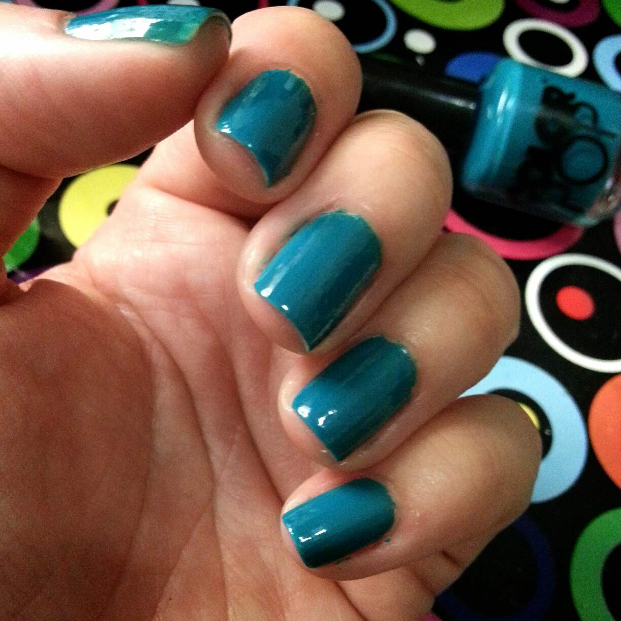 Colores: COLOR POP – Turquoise | Adrix Nails: Uñas, barnices, nail ...