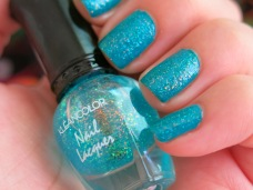 nail polish, swatches, teal, acqua, turquesa, finger paints, nails, uñas, esmaltes, mate, holográfico, holo, verano, verde azulado, verde, azul, nail polish love me - blog mexicano de nail art