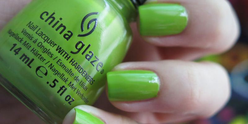 "Colores: ""Cirque du Soleil"" de China Glaze – Def Defying 