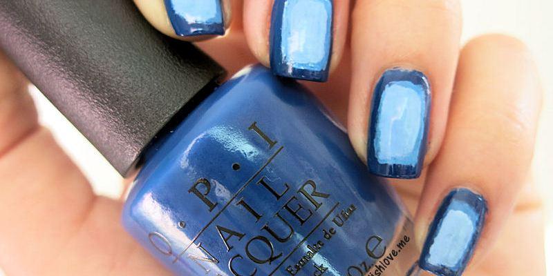 A de Azul   Adrix Nails: Uñas, barnices, nail art!♥