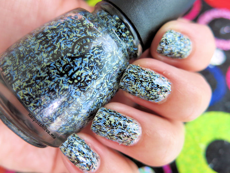 Flock Together | Adrix Nails: Uñas, barnices, nail art!♥
