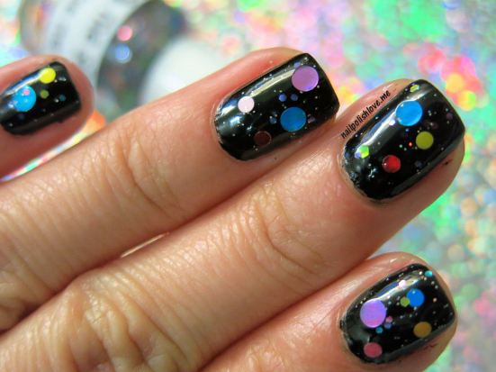 uñas, nails, esmalte, nail polish, esmaltes indie, indie polishes, polish me silly, glitter, clowning around, vegas nights, blue gypsy, monster mash, TGIF, surprise me, independientes, glitter sandwich, cool, colores, esmalte de uñas, nailpolishlove.me blog mexicano dedicado al nail art