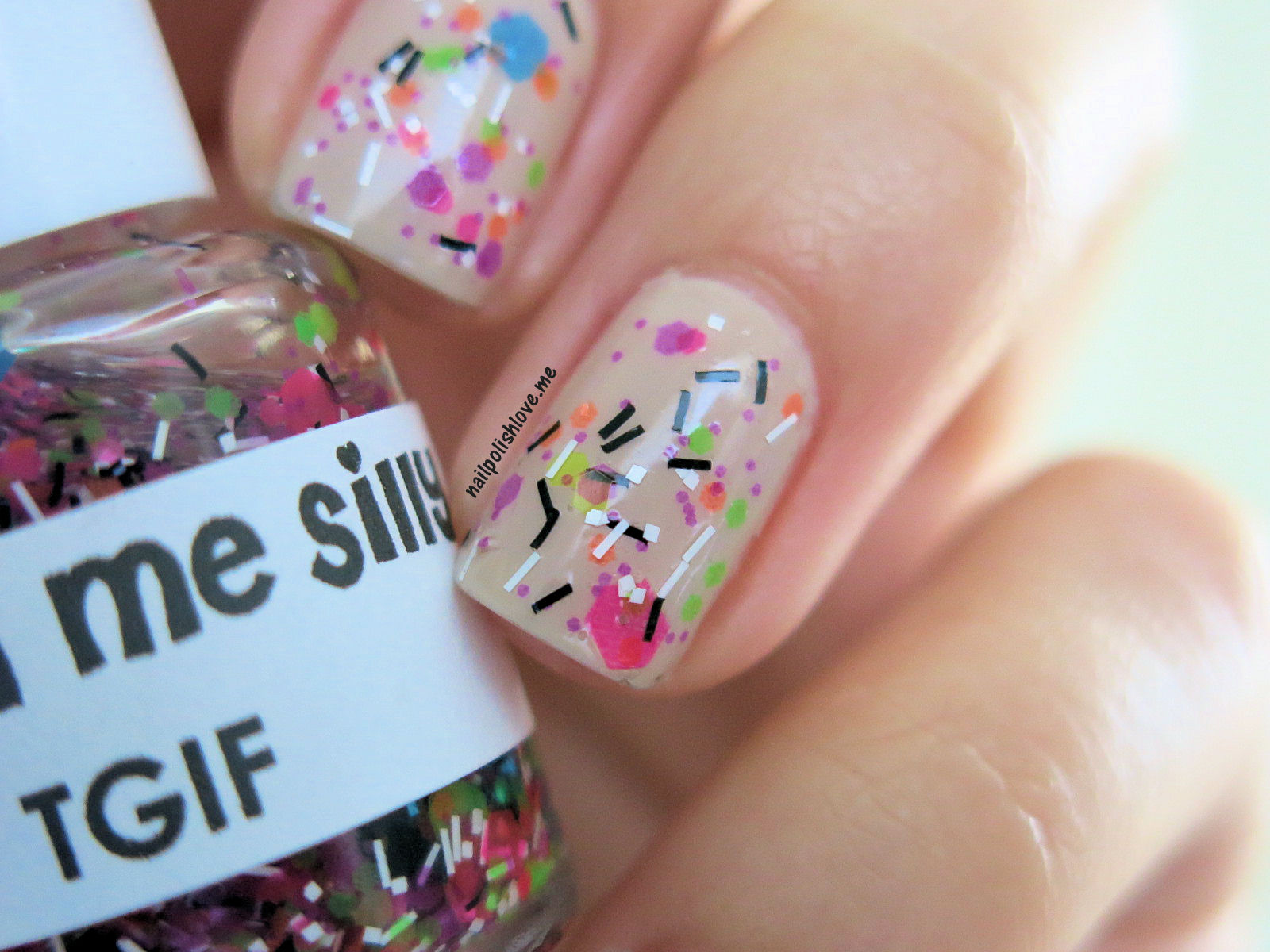 Colores: Mis primeros indie -Polish Me Silly- | Adrix Nails: Uñas ...