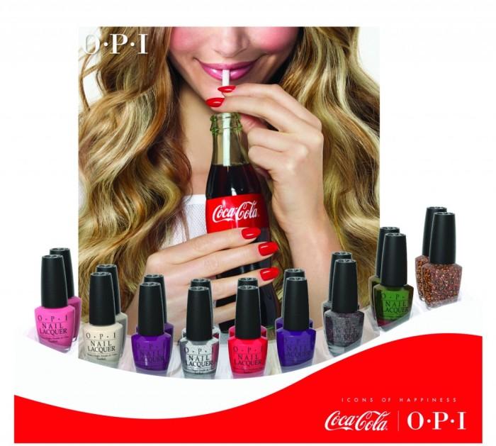 Coca-Cola-OPI-vernis-edition-limitee