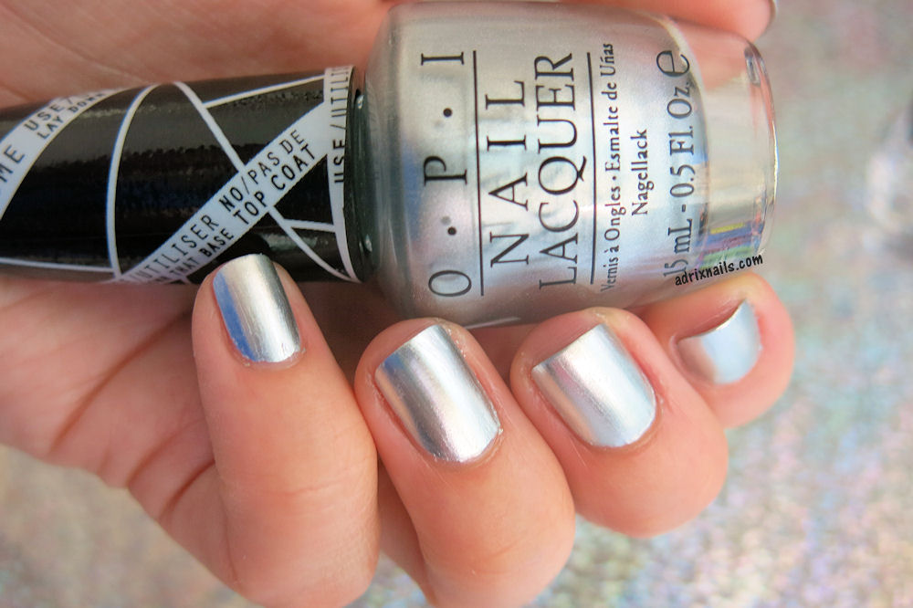Colores: OPI -Push and Shove- Gwen Stefani | Adrix Nails: Uñas ...