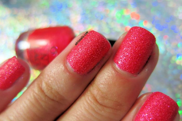 Swatches, nails, nail polish, OPI, iquid sand, esmaltes, nailpolishlove.me blog mexicano dedicado al nail art, esmaltes, liquid sand, brazil, opi, glitter off, primavera, adrix nails