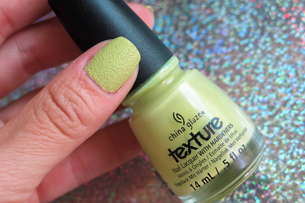 Colores: China Glaze -In the Rough- | Adrix Nails: Uñas, barnices ...