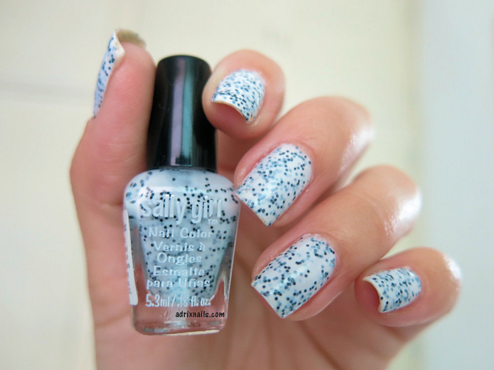 COLORES: SALLY GIRL -CHOCOLATE CHIP- | Adrix Nails: Uñas, barnices ...