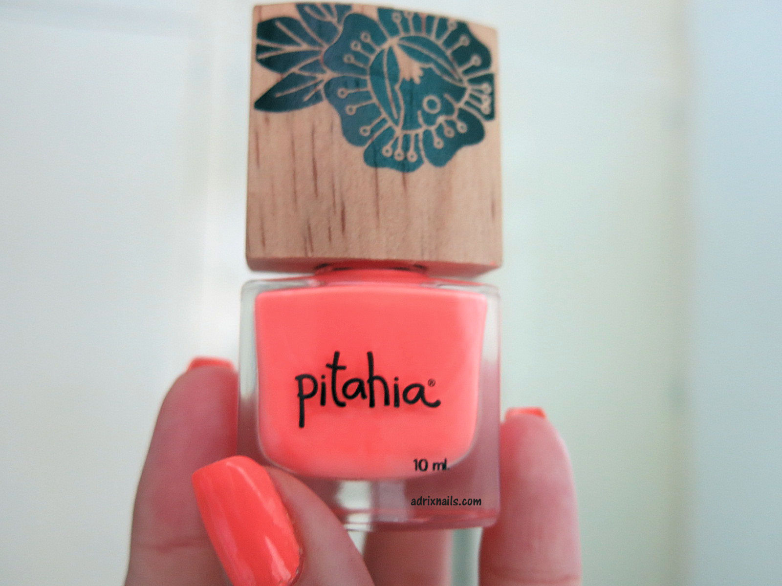 COLORES: PITAHIA -DALIA- | Adrix Nails: Uñas, barnices, nail art!♥
