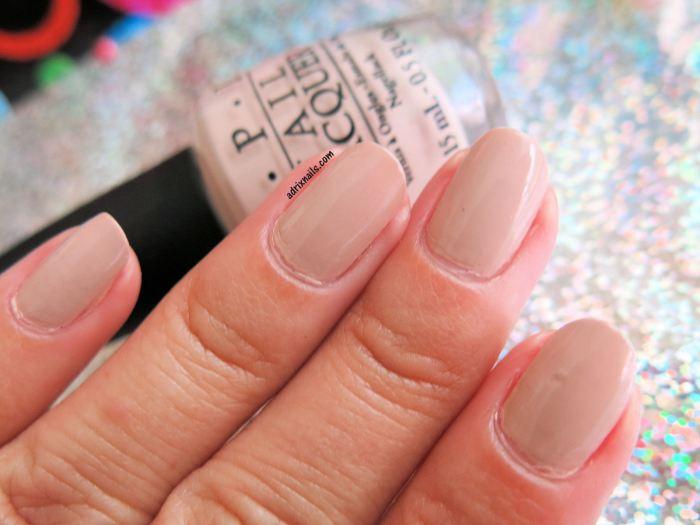 nude, germany, don't pretzel my buttons, tonos piel, maquillaje, manequin nails, manequin hands, tonos neutros, Swatches, nails, nail polish, OPI, esmaltes, nailpolishlove.me blog mexicano dedicado al nail art, esmaltes, opi,  adrix nails