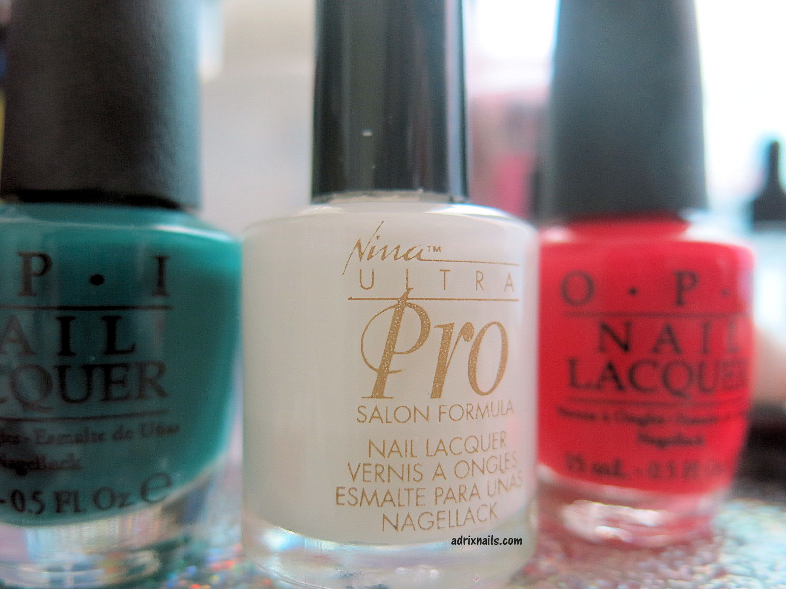 COLORES: NINA ULTRA PRO -FRENCH WHITE- | Adrix Nails: Uñas, barnices ...