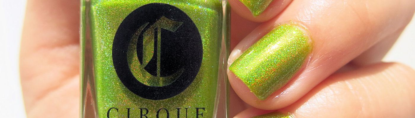 COLORES: CIRQUE COLORS -PANACEA- ¡CON VIDEO! | Adrix Nails: Uñas ...