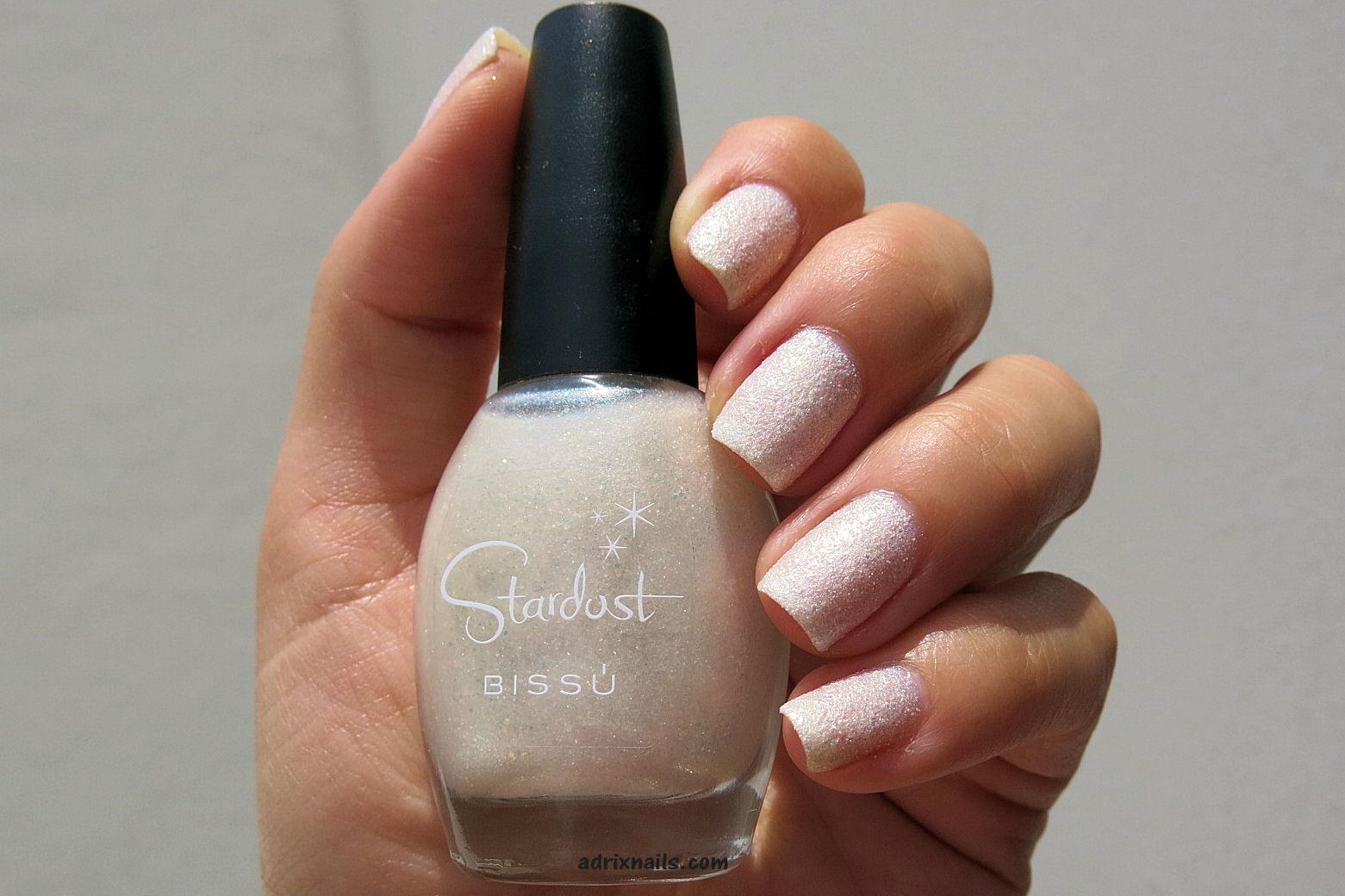 Colores: Bissú -Polvo de Estrellas-   Adrix Nails: Uñas, barnices ...