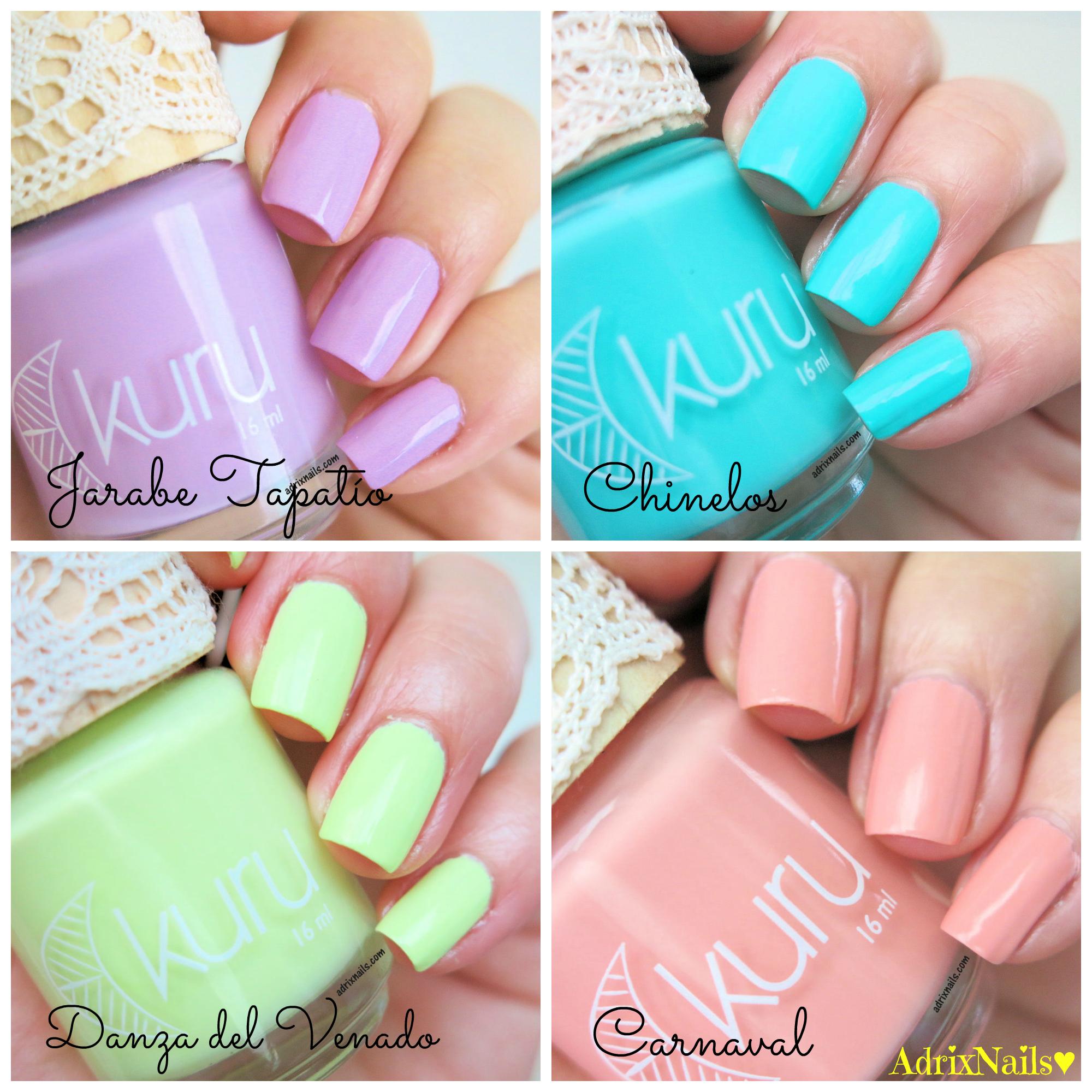 El Abc Del Nail Art Adrix Nails Uñas Barnices Nail Art