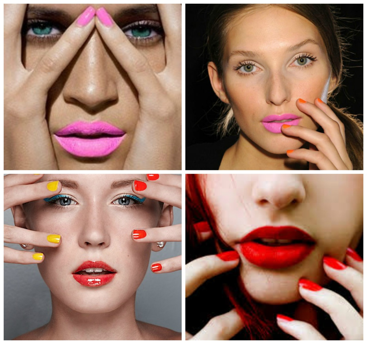 match lips and nails, lips and nails, don't match lips and nails, combinar uñas y labios, coordinar uñas y labios, color diferente para uñas y labios, mismo color para uñas y labios, nails, uñas, nail art, esmaltes, tutorial, uñas fáciles, uñas paso a paso, easy nails, DIY, step by step, adrixnails, blog mexicano, blogs mexicanos de nail art, bloggeras mexicanas