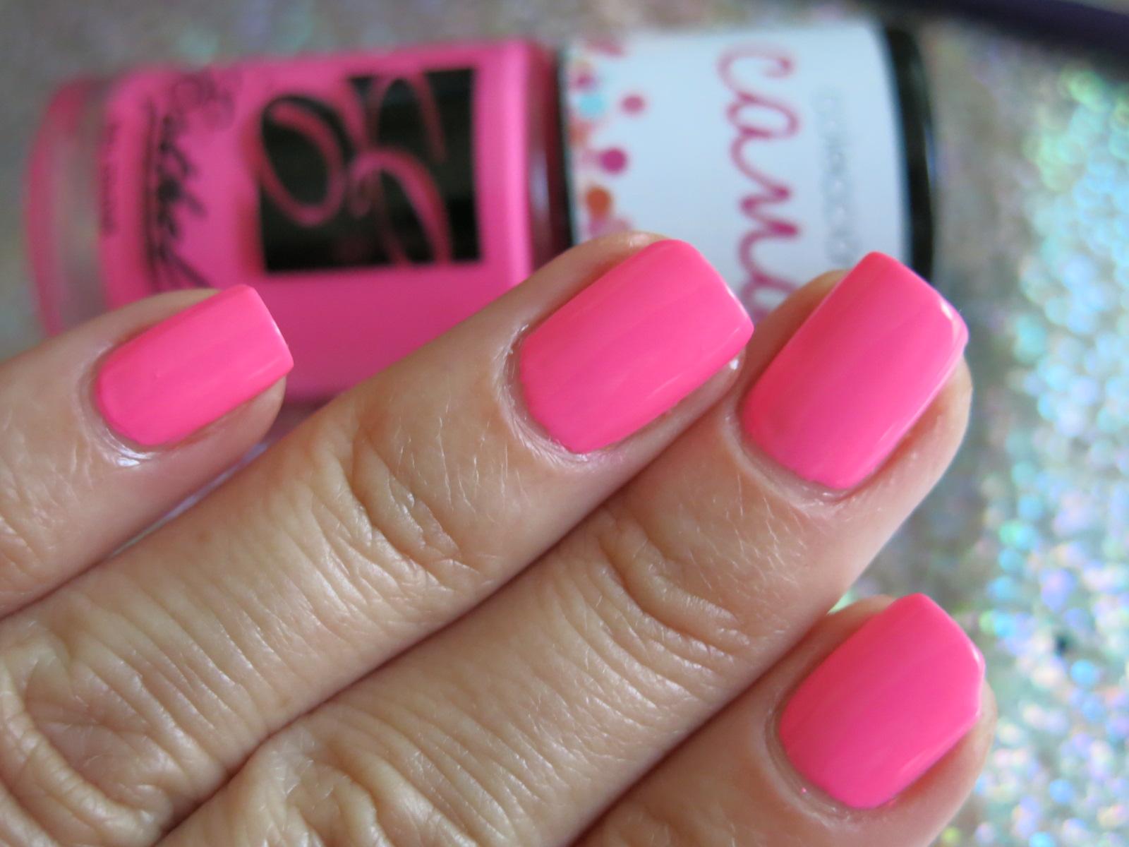 Colores: Esthel -Colección Candy- | Adrix Nails: Uñas, barnices ...