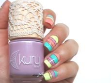 uñas mate, matte nails, colores pastel, marcas mexicanas, kuru, negative space nails, uñas con espacio negativo, uñas con cintilla, striping tape nails, pastel colors, colors fall 2014, colores de uñas otoño invierno 2014, otoño, invierno, 2014, tendencia, trend, trendy colors, fashion week nails, uñas del fashion week, nails, nailpolish, nail polish, esmaltes, pintauñas, barnices, barniz de uñas, sally hansen, complete salon manicure, paso a paso, nails diy, uñas fáciles, uñas paso a paso, tutorial de uñas, dotting tool, puntero , blogs mexicanos, bloggeras mexicanas, mexican bloggers, blogs de méxico, blogs de nail art, nailpolishlove.me, blog mexicano dedicado al nail art