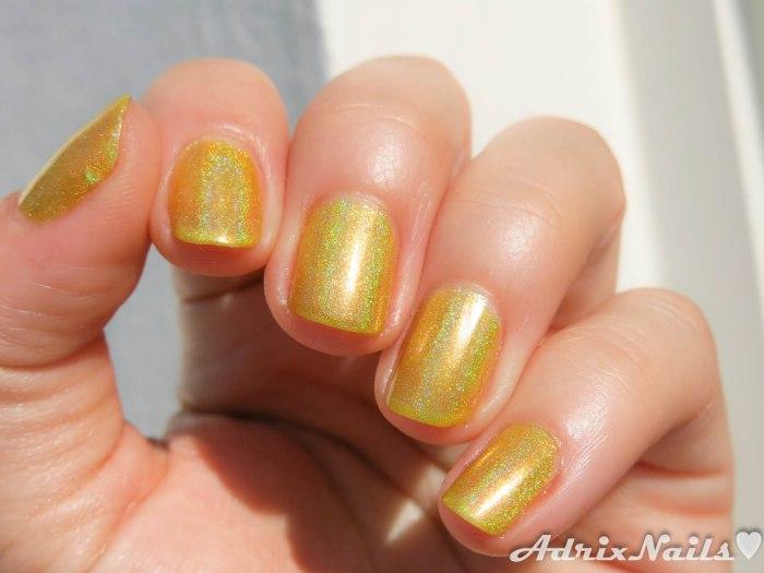 I Love Nail Polish - Funshine Smoothie-4