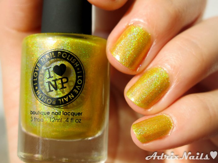 I Love Nail Polish - Funshine Smoothie-9