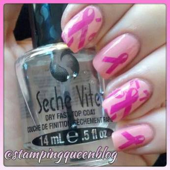OPI, pink of hearts, octubre rosa, pink october, glitter rosa, fuerza rosa, cancer de mama, breast cancer awareness, glitter en polvo, glitter suelto, diy nails, uñas paso a paso, esmalte rosa, at first blush, esmaltes, uñas, swatches, nails, nail art, nail polish, colores, review, adrix nails, blog mexicano dedicado al nail art, blogueras mexicanas, mexican bloggers, blogs de méxico, nailpolishlove,