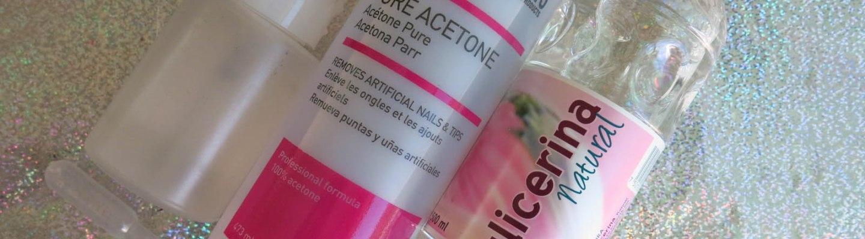 Tutorial: ¿Cómo hacer un removedor de acetona con glicerina? | Adrix ...