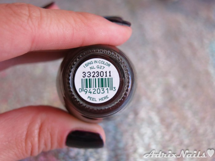 OPI - I Sing In Color-6