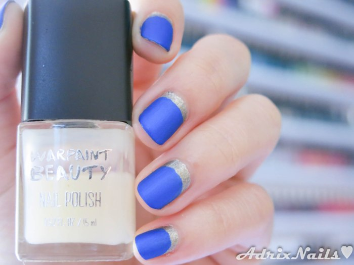 Sally Hansen - Shoot The Moon y Batbano Blue-10