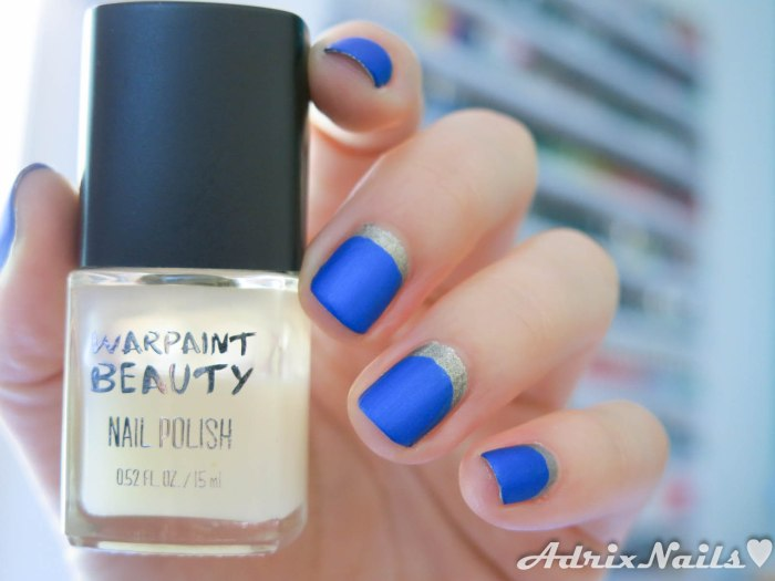 Sally Hansen - Shoot The Moon y Batbano Blue-14