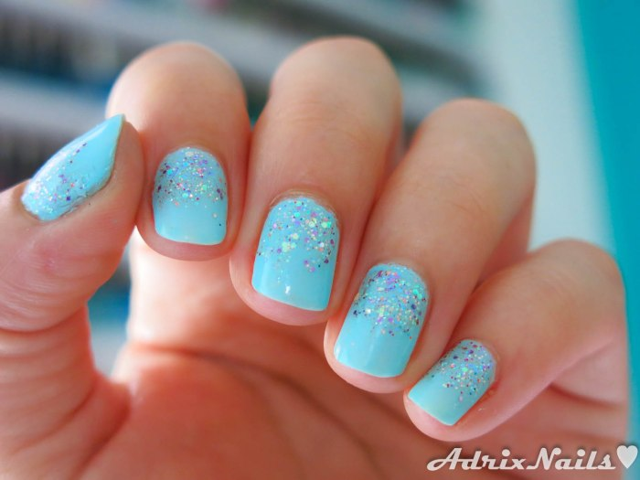 Sally Hansen y Shimmer Polish - Barracuda y Astrid-12