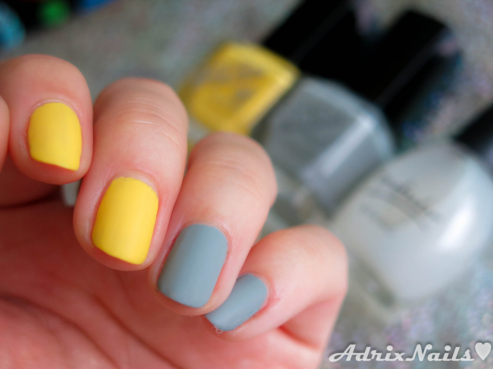 City Color – Ash y Anna Banana-8 | Adrix Nails: Uñas, barnices, nail ...