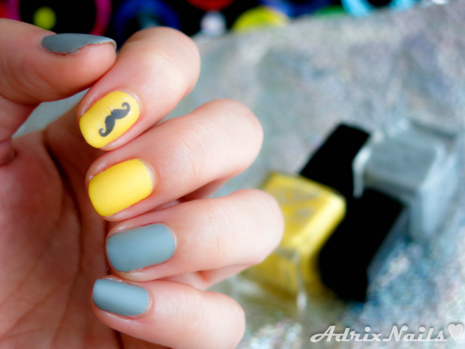 Colores: City Color – Ash y Anna Banana – | Adrix Nails: Uñas ...