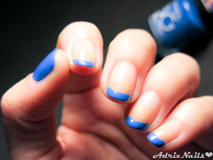 Francés Azul con Rimmel London-11