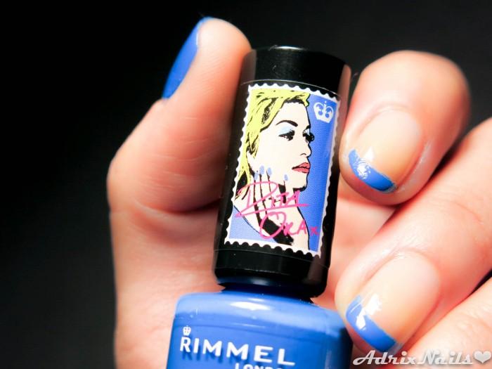 Francés Azul con Rimmel London-15