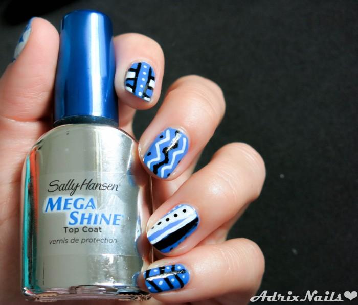 Pacific Blue y Nail Art Pens - Sally Hansen-7