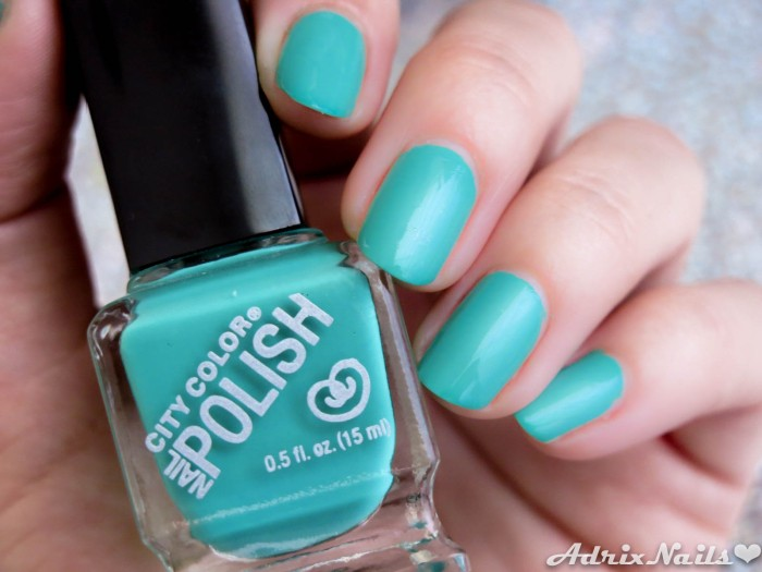 City Color - Aquamarine-3