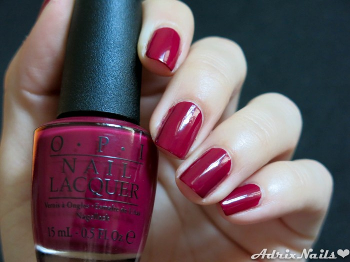 OPI - Just Beclause & Snow Globetrotter-4