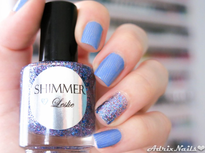 Adara, Stamping y Shimmer Polish-9