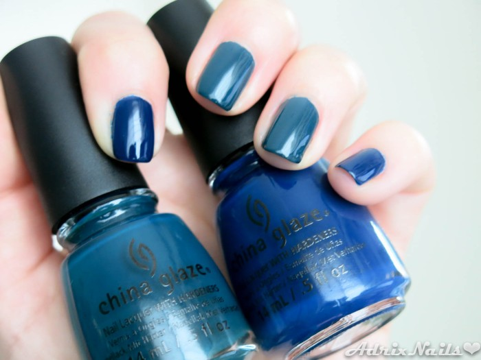 China Glaze - All Aboard-6