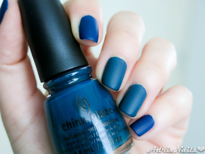 China Glaze - All Aboard-8