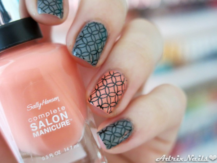 Greige, Peach Of Cake y Stamping-12