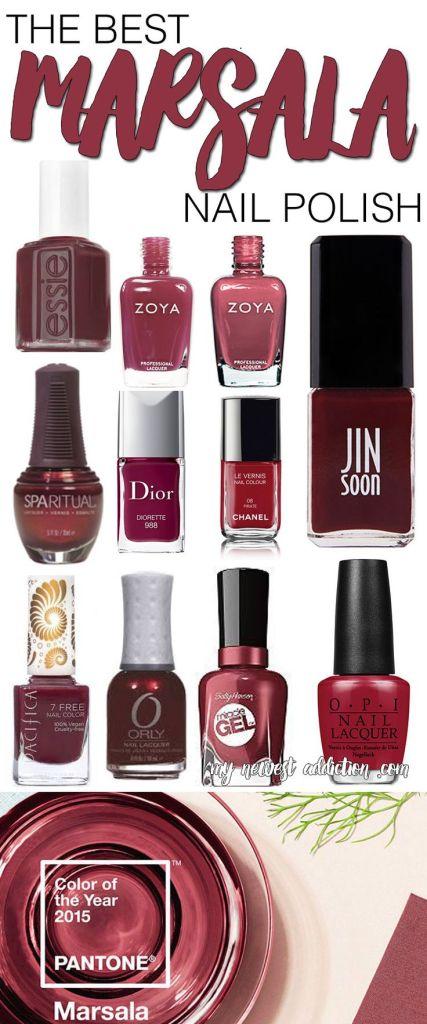 nail polishes 2