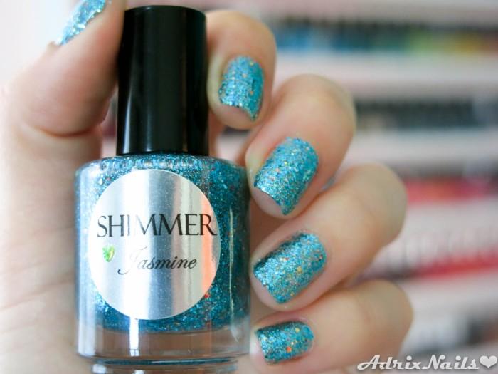 Shimmer Polish - Jasmine-15