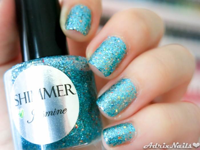 Shimmer Polish - Jasmine-3