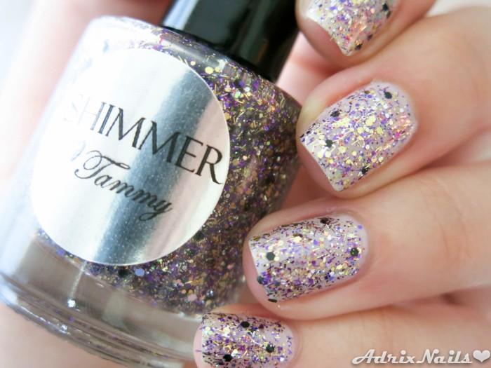 Shimmer Polish - Tammy