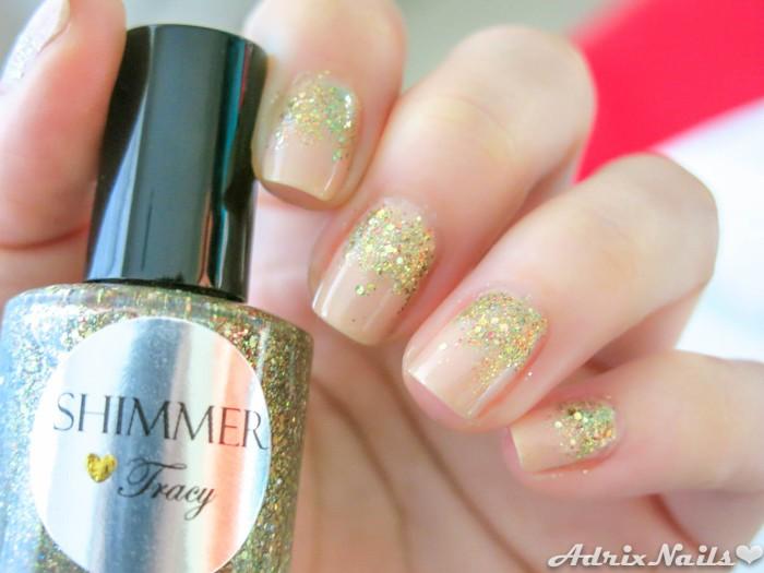 Shimmer Polish - Tracy-9