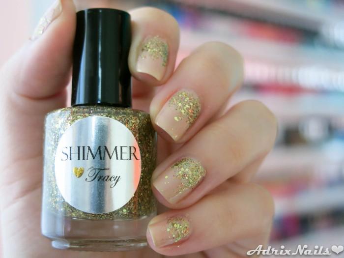 Shimmer Polish - Tracy