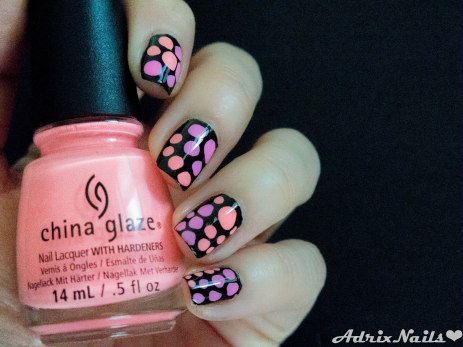blobbicure, neon, blob manicure, china glaze, mate, neon & on & on, bottoms up, reseña de esmaltes, reseñas de esmaltes, pintauñas, uñas naturales, uñas cortas, rojo, striper, i love nail art, reseñas de esmaltes, red eye, uñas fáciles, estoperoles, studs, swatches, glitter, diy nails, uñas paso a paso, esmaltes, uñas, swatches, nails, nail art, nail polish, colores, review, adrix nails, blog mexicano dedicado al nail art, blogueras mexicanas, mexican bloggers, blogs de méxico, nailpolishlove