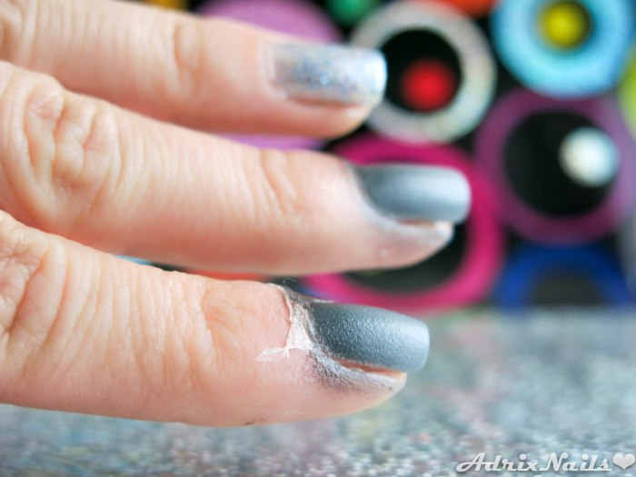 OPI - Fifty Shades Of Grey Gradient-5