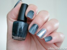 OPI - Fifty Shades Of Grey Gradient-7